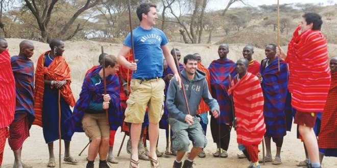 How endowed in cultural tourism is Tanzania