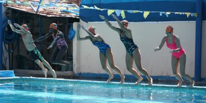 Teenage Swimmers Impress In Nairobi