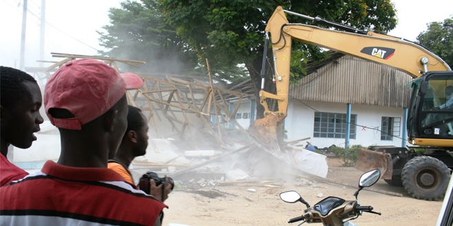 It's End of the road for TANESCO, water ministry buildings in Dar