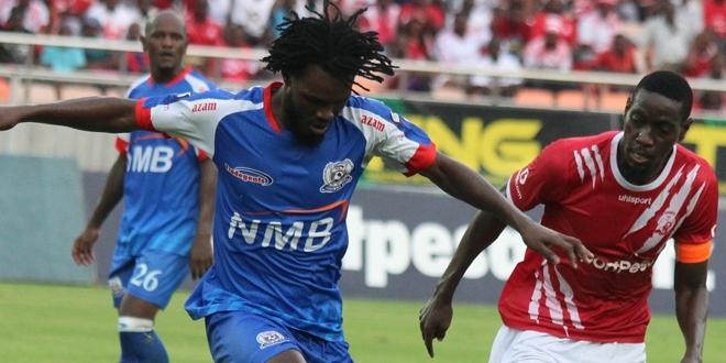 Simba edge Azam FC in VPL