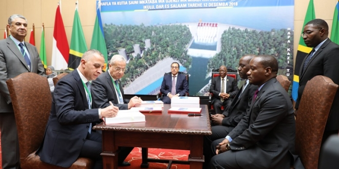 At last: Stiegler's Gorge power deal signed and sealed