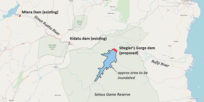 Stiegler's Gorge power project set to provide 5,000-plus jobs