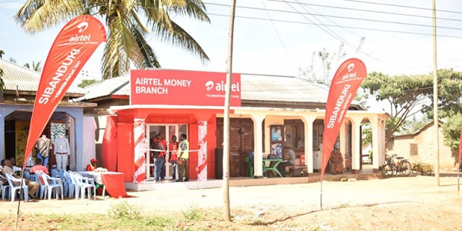Biometric sim-card registration going on at all Airtel Money branches