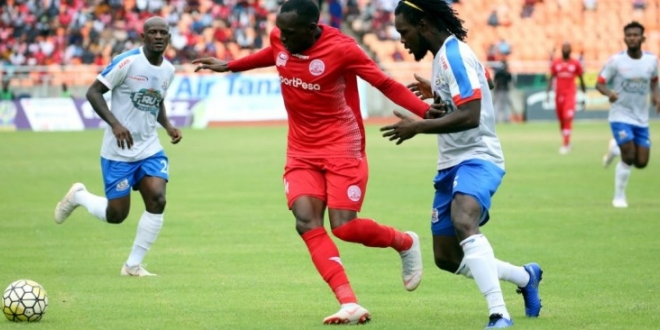 Simba SC, Azam FC set for top of the table clash